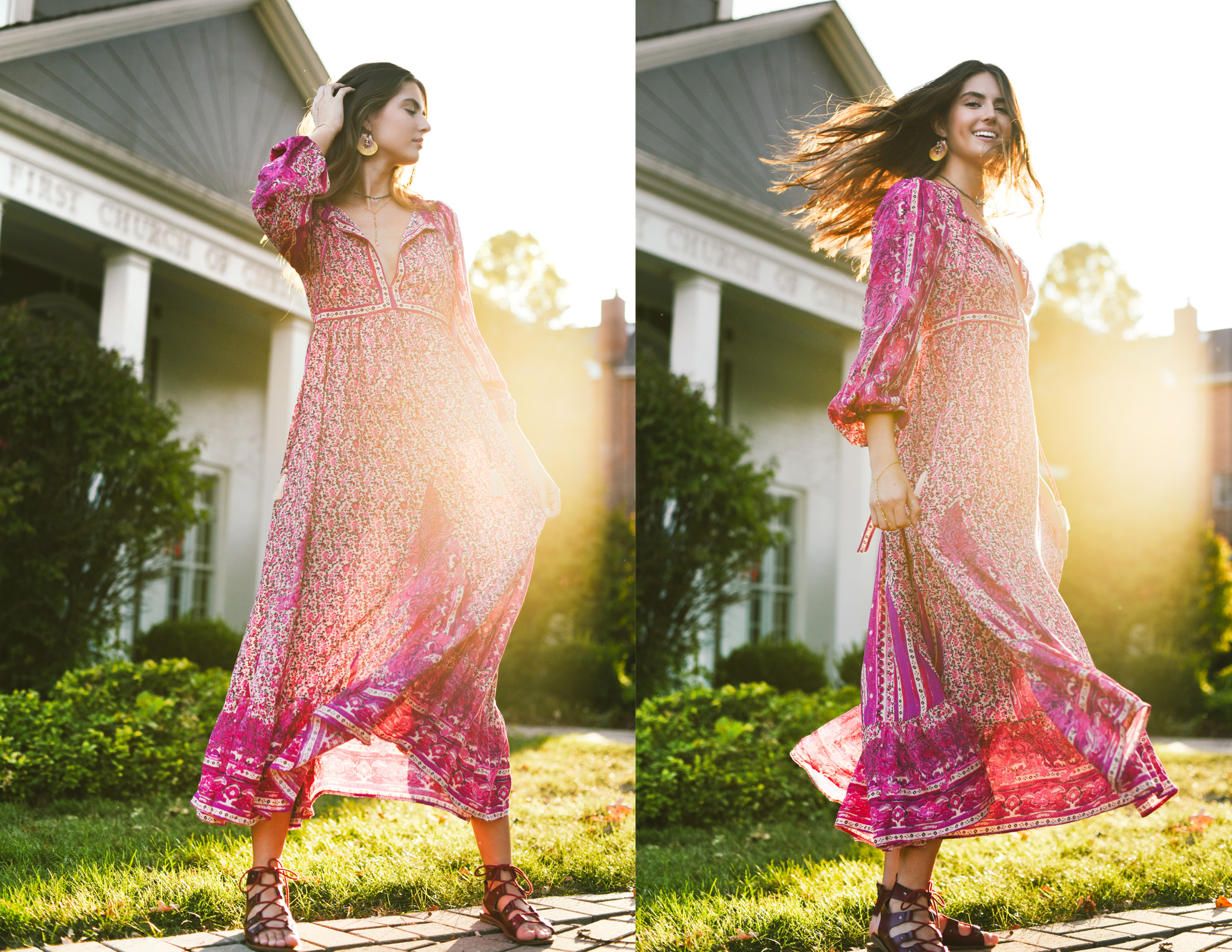 Bohemian Lookbook by Quiet Lion Creations
